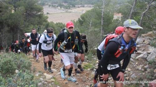 Thierry Corlay - Trail de gruissan 2013
